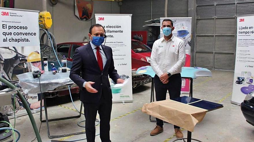 FREMM alerta que 700 talleres de automoción están en ERTE