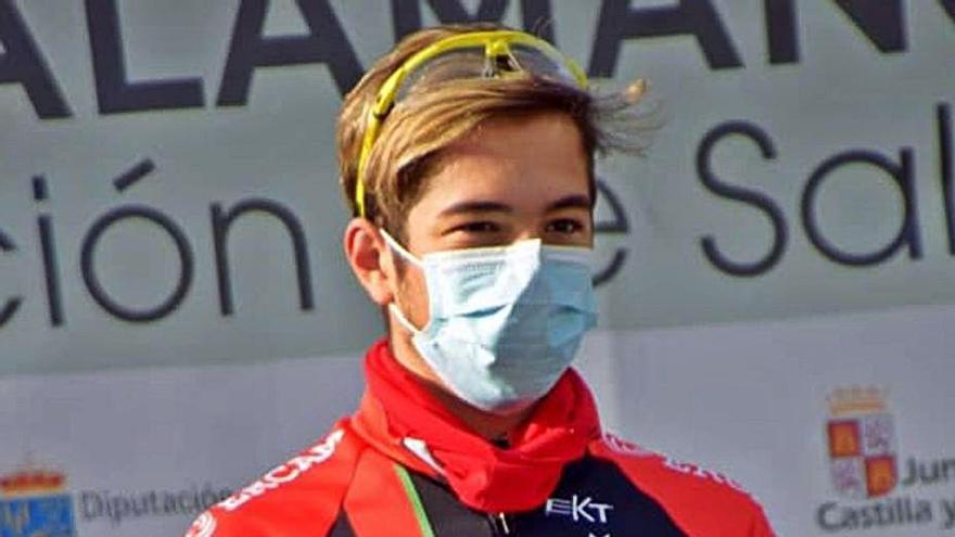 Pablo Valle, al Campeonato de España de Ciclocross