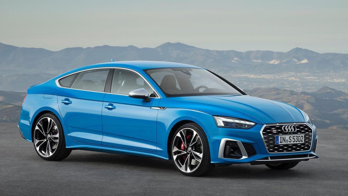 Prueba del Audi S5, más lujoso que deportivo