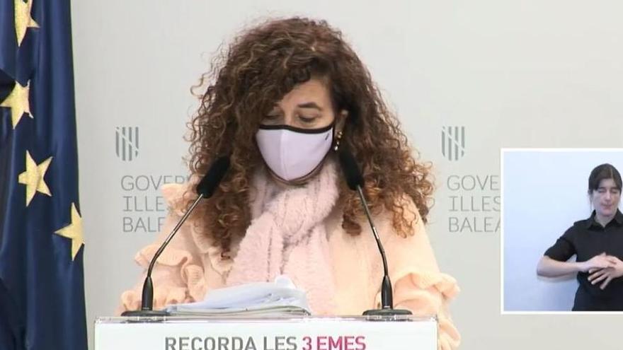 Baleares prohíbe las reuniones de no convivientes en Mallorca e Ibiza