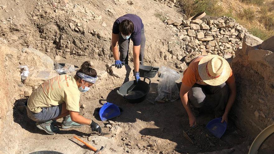 Callosa impulsa la declaración de BIC de un yacimiento de 4.000 años