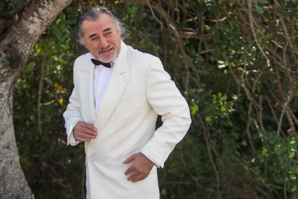 Marc Lloret lleva más de la mitad de su vida viviendo en Ibiza, donde muchas veces ha sido confundido con el actor Robert de Niro.