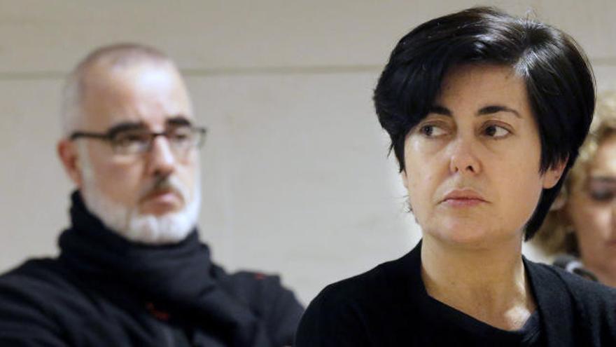 Hallan ahorcada en su celda a Rosario Porto