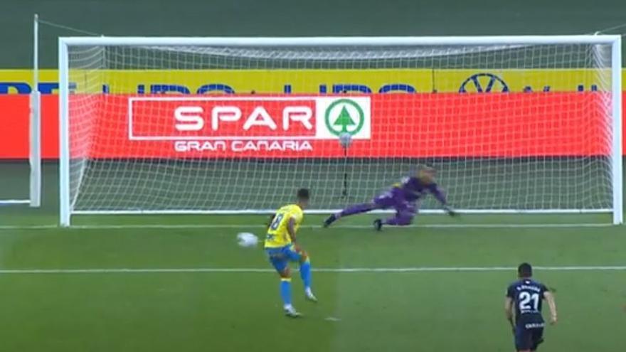 Vídeos de los goles y resumen del partido UD Las Palmas 2 - 0 SD Ponferradina