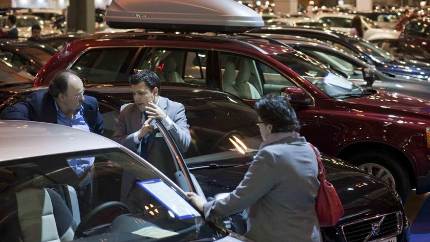 El mercado de vehículos de segunda mano se desplomó un 89% en abril