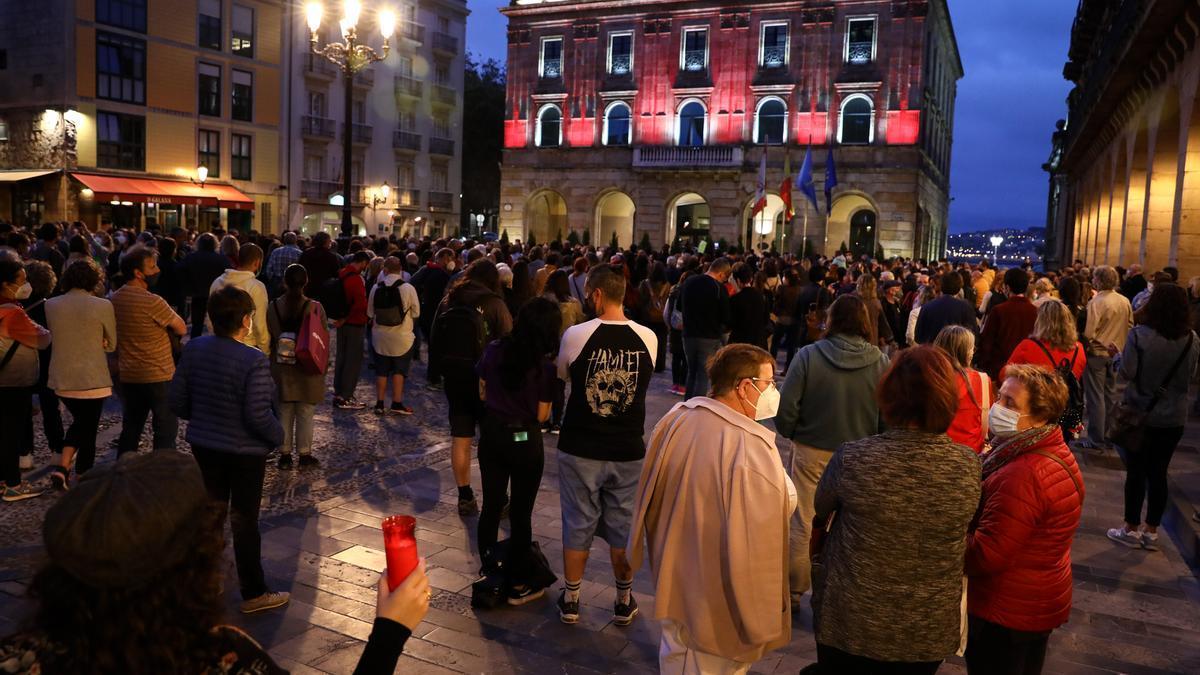 Violencia en Gijón