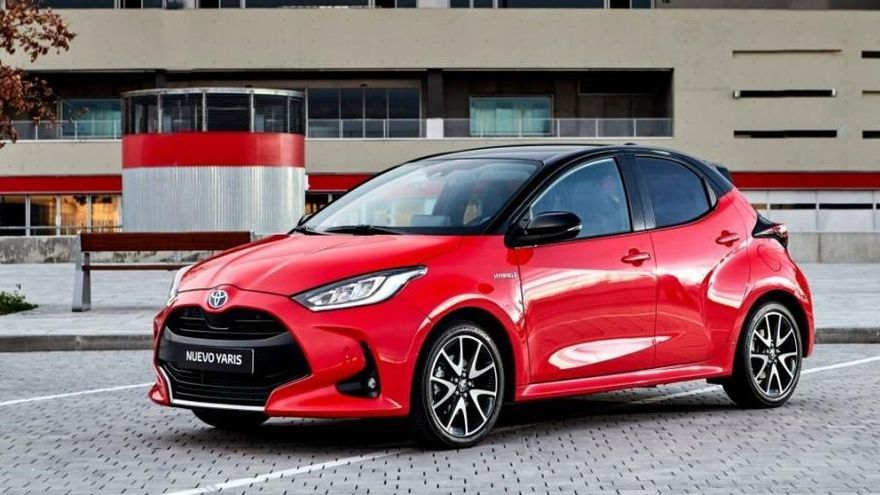 Los 10 coches 'pequeños' que menos consumen en 2020