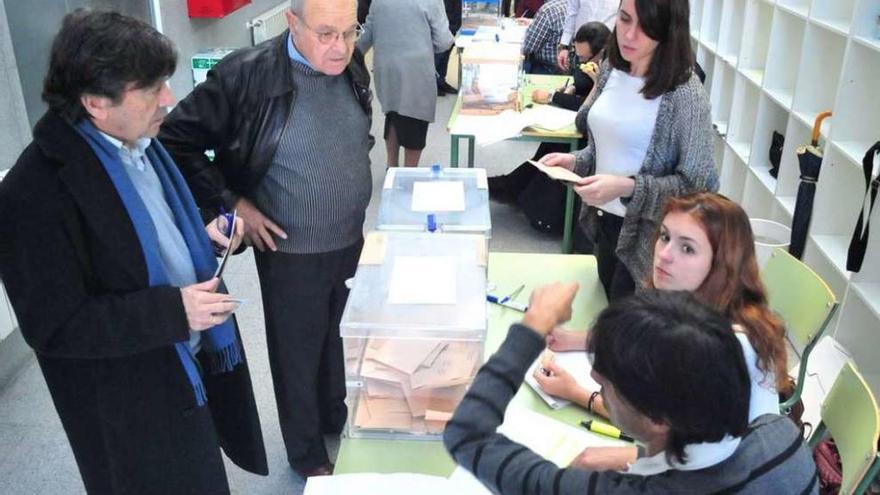 Un total de 174 mesas electorales se ponen a disposición de los vecinos de la comarca