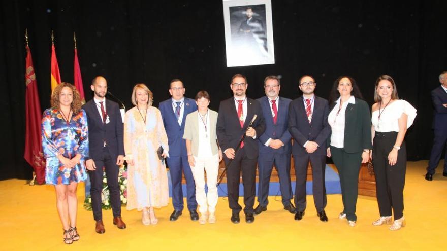 Así queda el gobierno municipal de Lorca liderado por el socialista Mateos