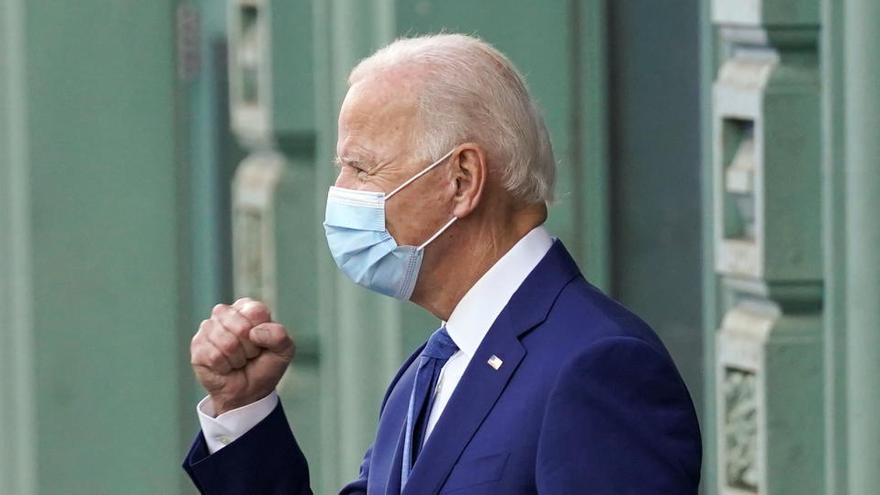 Biden promete la gratuidad de la vacuna contra la Covid-19