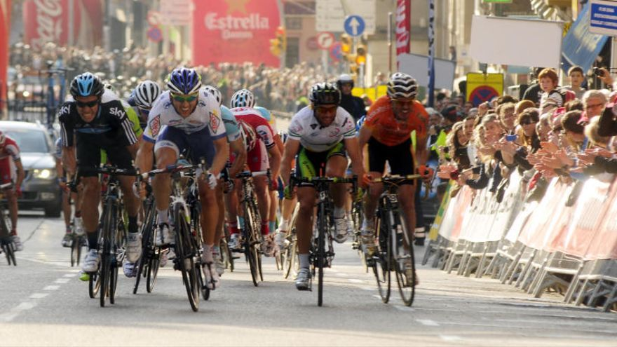 Manresa, confirmada com a final d'etapa de la Volta a Catalunya del 2020, la del  Centenari