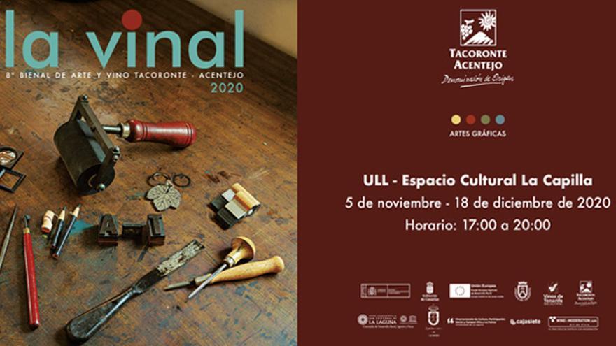 Exposición: 'La Vinal Tacoronte-Acentejo 2020'