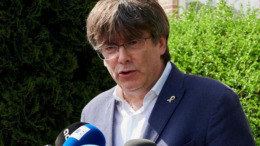 La Audiencia Nacional absuelve a los acompañantes de Puigdemont del delito de encubrimiento