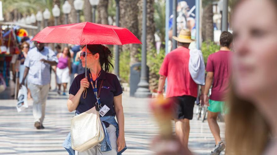 ¿Qué tiempo hará hoy lunes en Alicante?