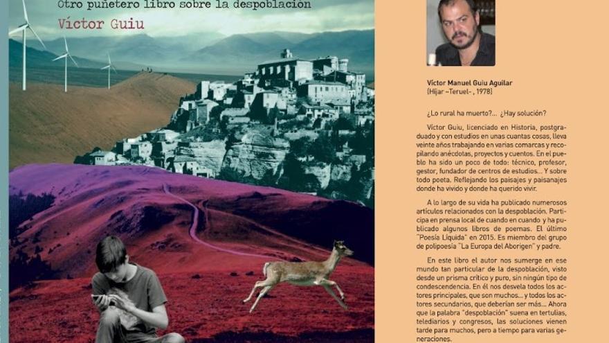 Víctor Guiu presenta hoy en Toro su último libro sobre la despoblación