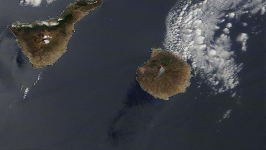 Detectan al menos 24 terremotos en 15 minutos entre Tenerife y Gran Canaria