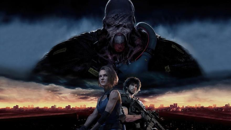 Nostalgia contra el virus: remakes de 'Resident Evil 3' y 'Final Fantasy VII'