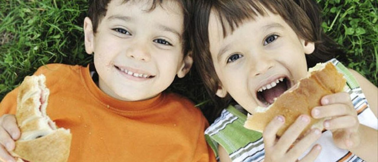 Estos son seis almuerzos saludables para que los niños se lleven al colegio