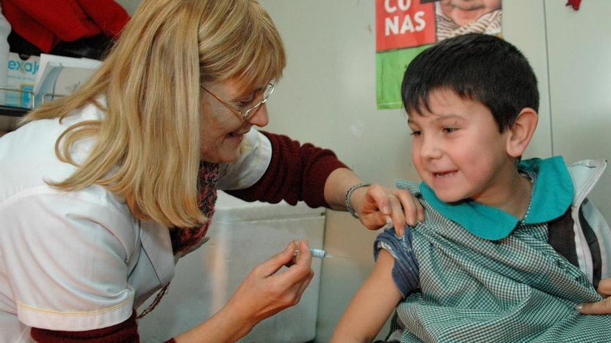 Más de 15.000 menores asturianos, llamados a vacunarse