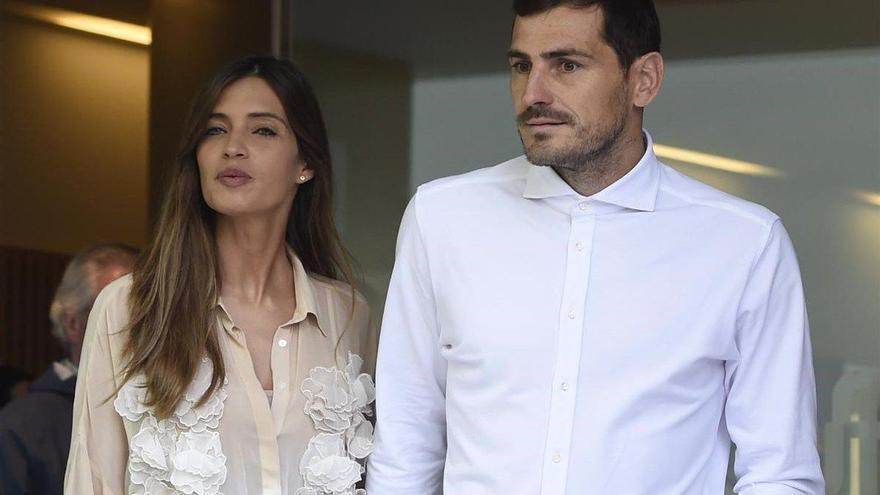 """Iker Casillas: """"No he estado con Sara todo lo que debería"""""""