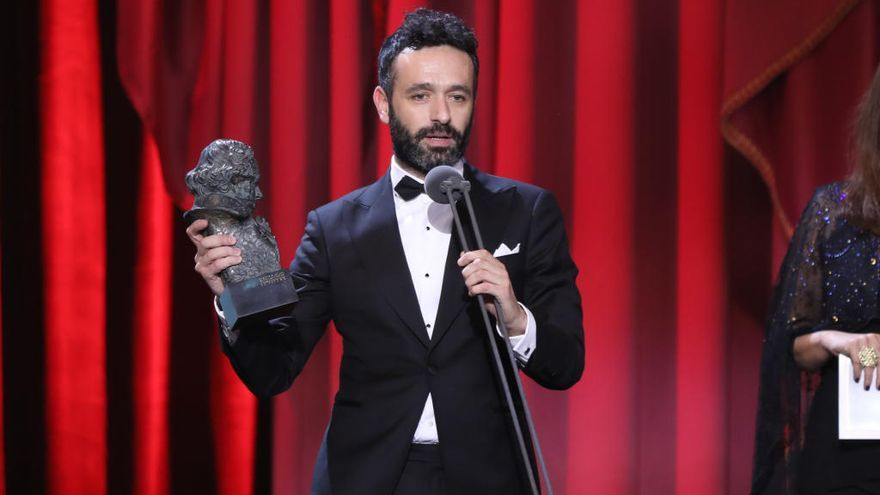 Rodrigo Sorogoyen, Goya al mejor director por 'El reino'.