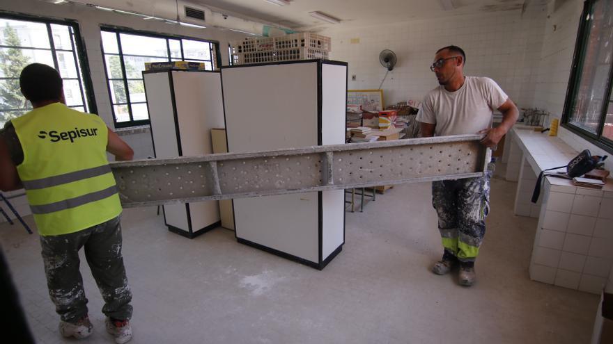 Once ampas de colegios de Córdoba reclaman los proyectos de climatización