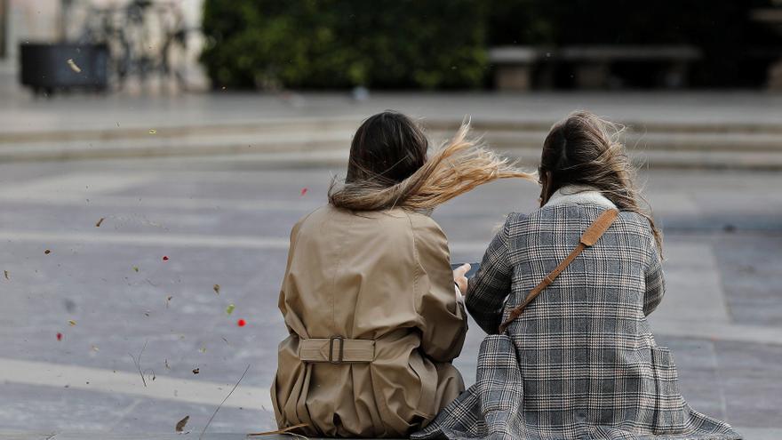 El tiempo en Valencia el fin de semana: siguen las alertas por fuertes vientos