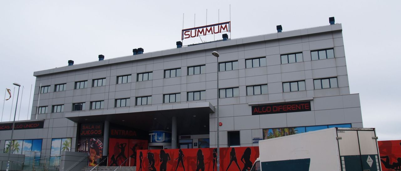 El viejo complejo erótico Summum de Favara será un centro para enfermos mentales