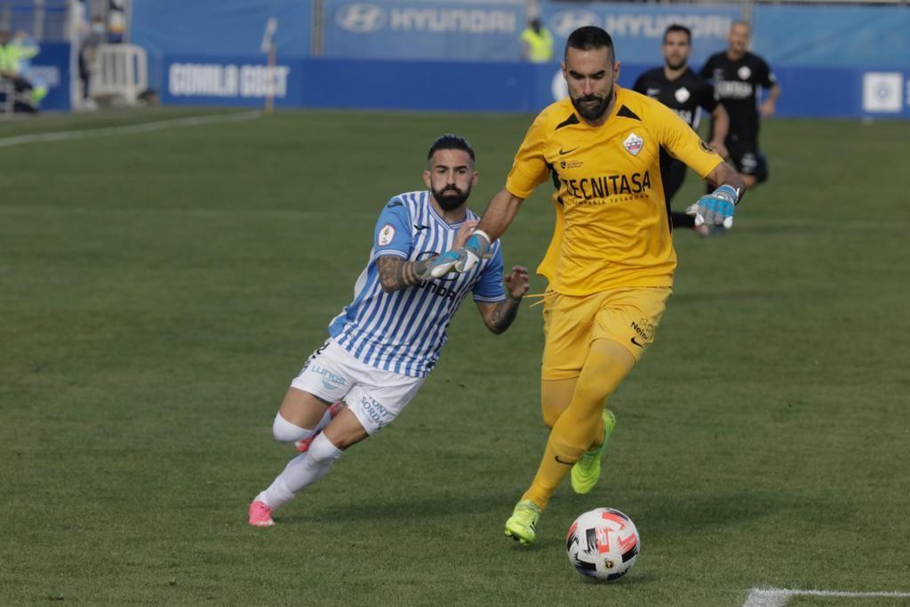 Atlético Baleares - San Sebastián de los Reys