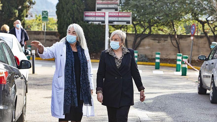 """Ana Barceló alerta de la posibilidad de tomar medidas """"extraordinarias"""" en Xàtiva y Canals"""