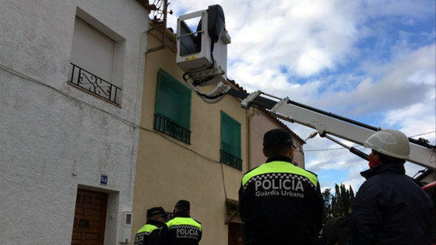 """Figueres encarrega una auditoria sobre la xarxa elèctrica del Culubret i exigeix a Endesa """"solucions"""""""