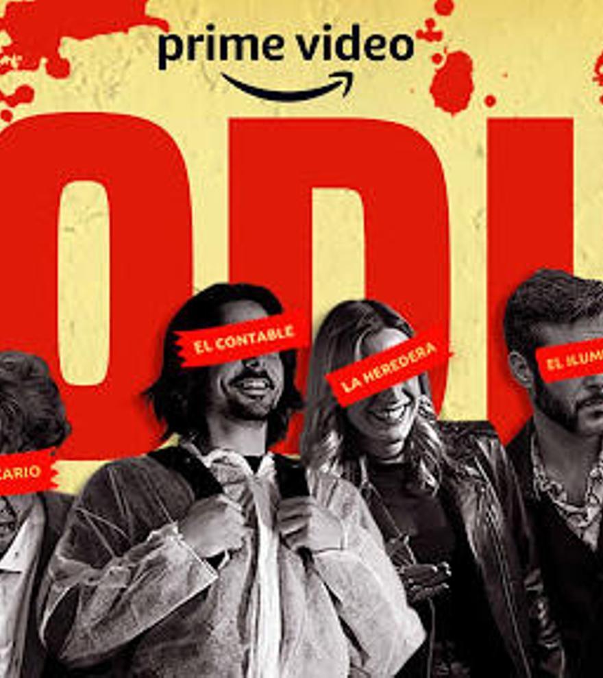 La comedia negra llega a Prime Video con la serie española 'Jodi2'