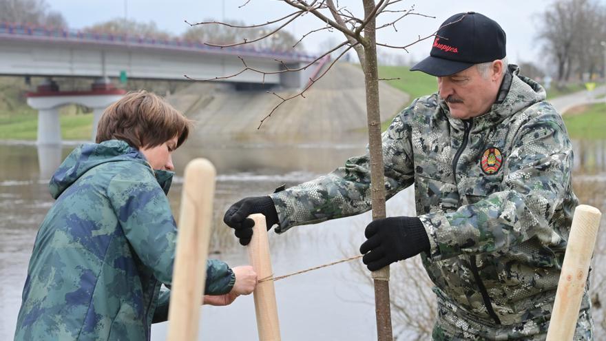 Lukashenko anuncia una reforma para ceder al poder al Consejo de Seguridad si le ocurre algo