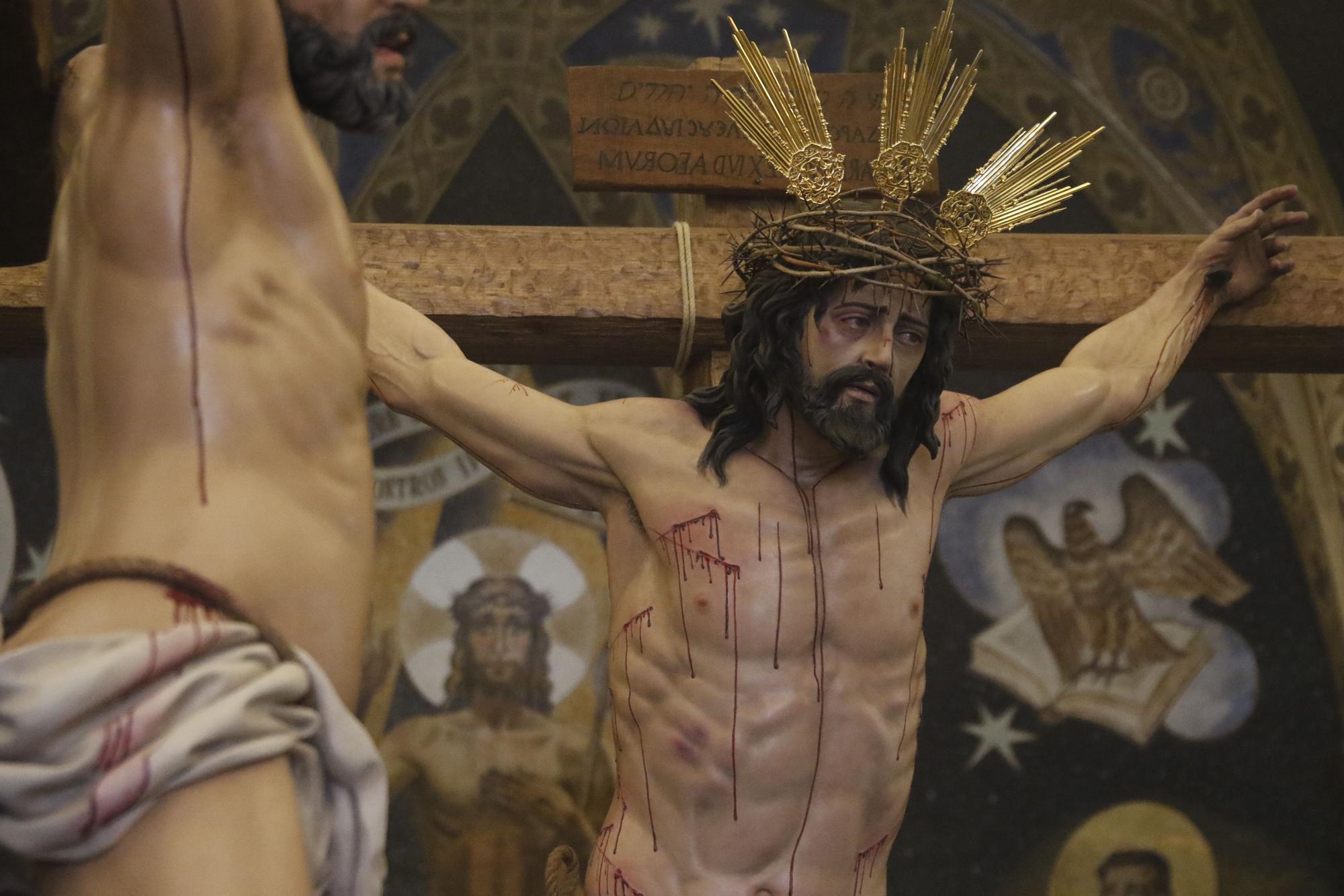 Viernes Santo. Conversión