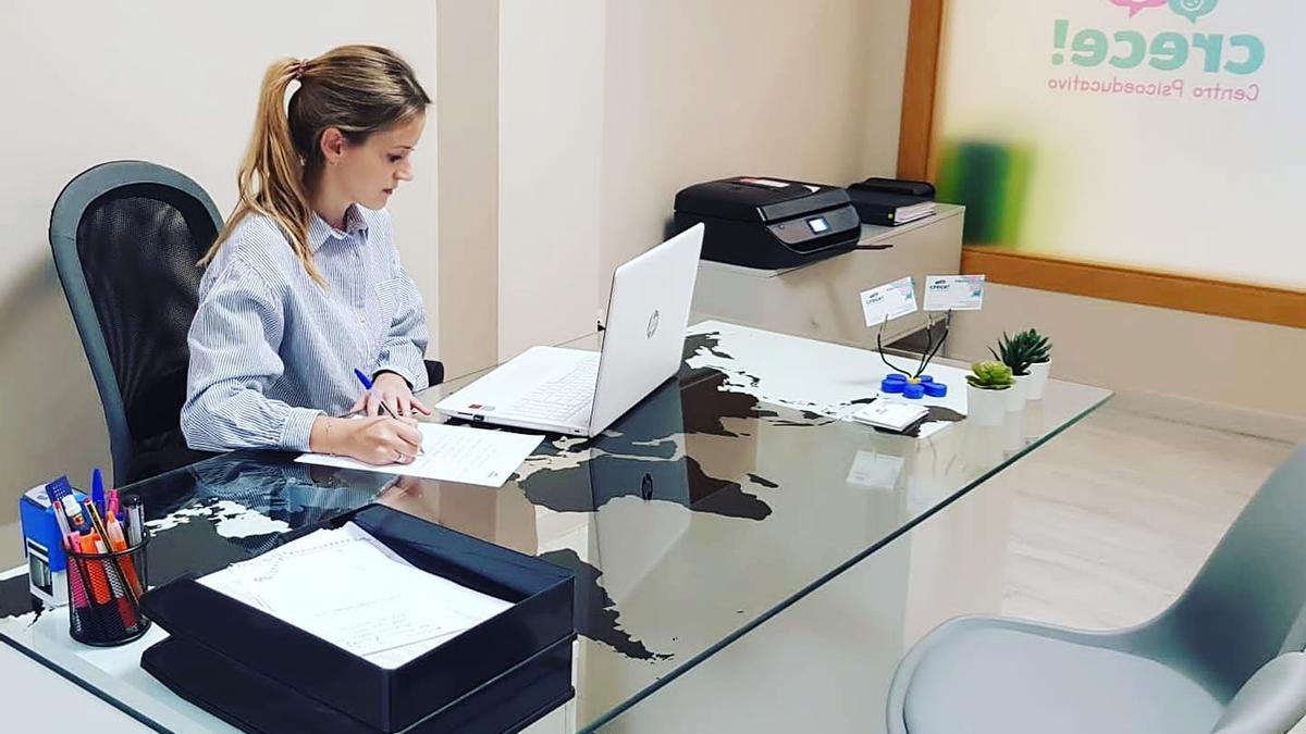 Las ayudas al autoempleo del año pasado facilitaron la apertura de un centro psicoeducativo en Villanueva de Gállego.