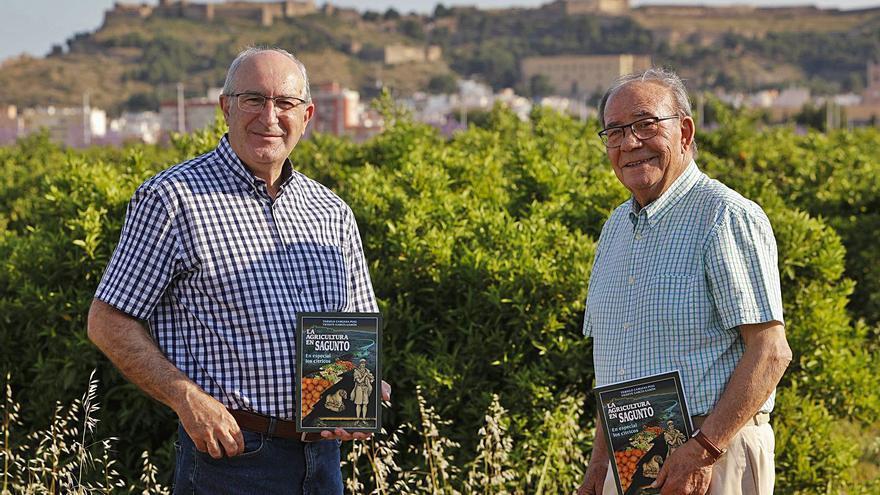«Con este libro queremos poner en valor el papel de la agricultura en Sagunt»