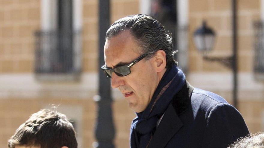 Jaime de Marichalar apoya la marcha de Juan Carlos I