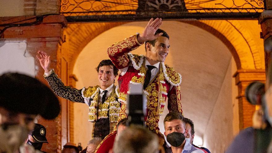 Repaso de Manzanares a Roca Rey en una tarde de emociones en Castellón