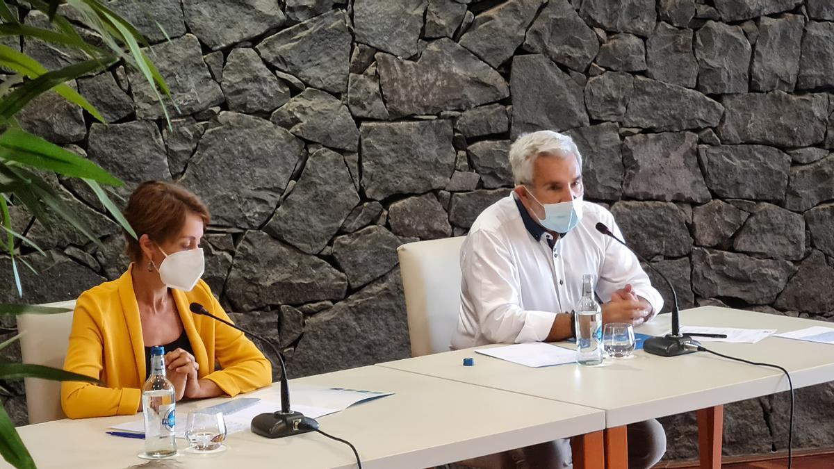 La Asociación de Municipios Turísticos de Canarias pide al Gobierno regional sumarse al plan de reactivación