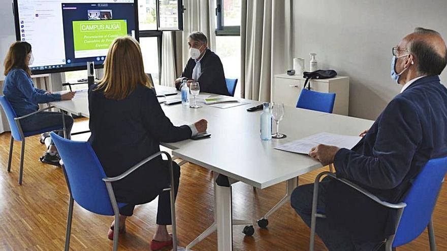 El Campus del Agua se dota de un comité consultivo de expertos