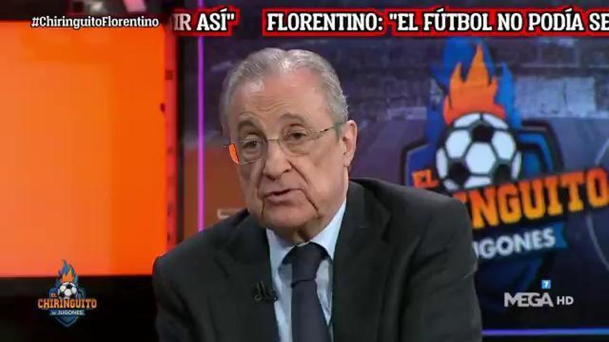 ¡Pillada y boicot contra El Chiringuito! La audiencia estalla con el trato a favor del programa con Florentino Pérez