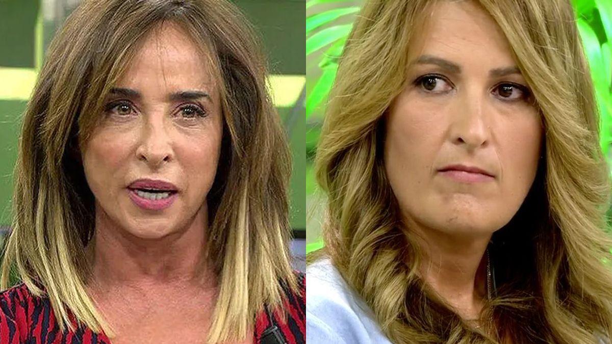 María Patiño y Laura Fa.