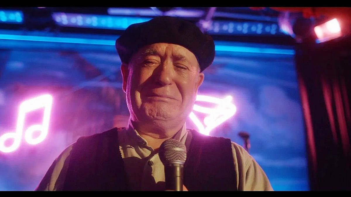 Marianico el Corto protagoniza «El último show». | LEVANTE-EMV