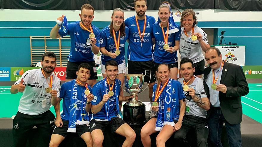 El Bádminton Oviedo busca sponsor para la Champions