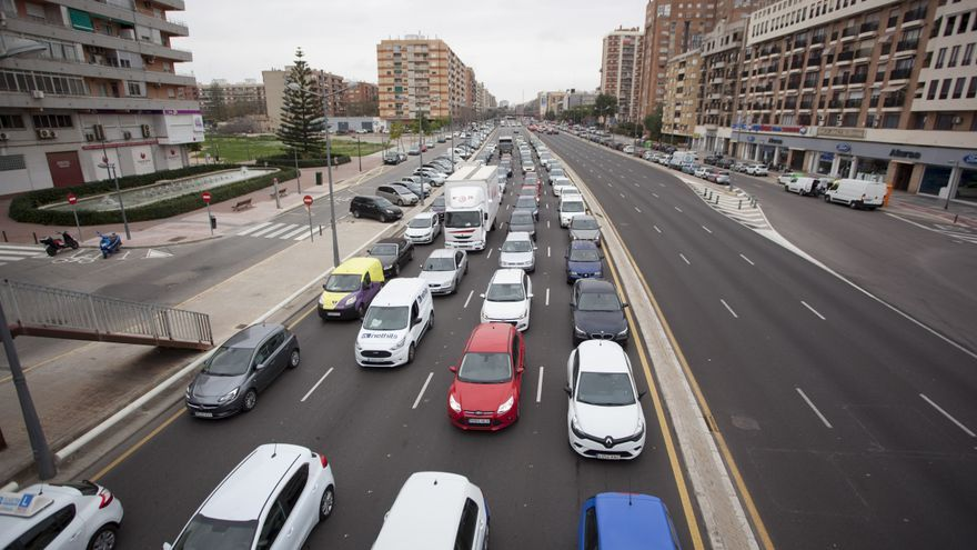 Quasi un milió de desplaçaments previstos en la zona de la C.Valenciana aquest cap de setmana