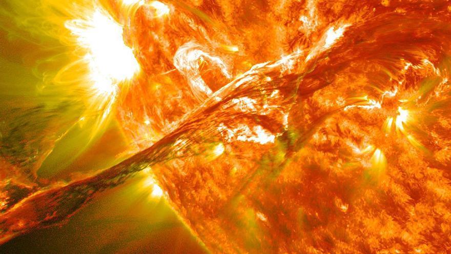 Un estudio plantea que los planetas influyen en la actividad magnética solar