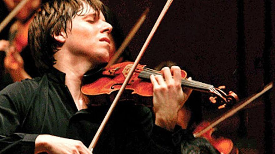 Joshua Bell con la orquesta NDR de Hamburgo