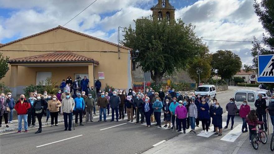 Los pueblos de Zamora claman por una sanidad rural digna