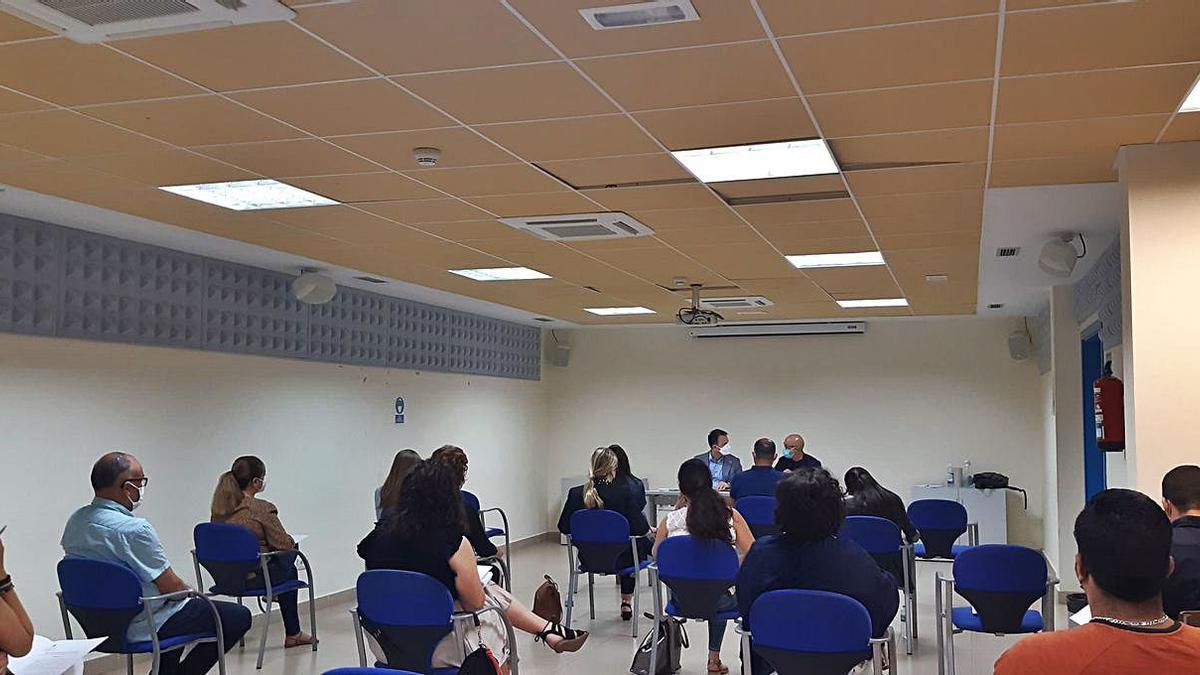 Constituida la Mesa de Salud Municipal de San Sebastián   EL DÍA