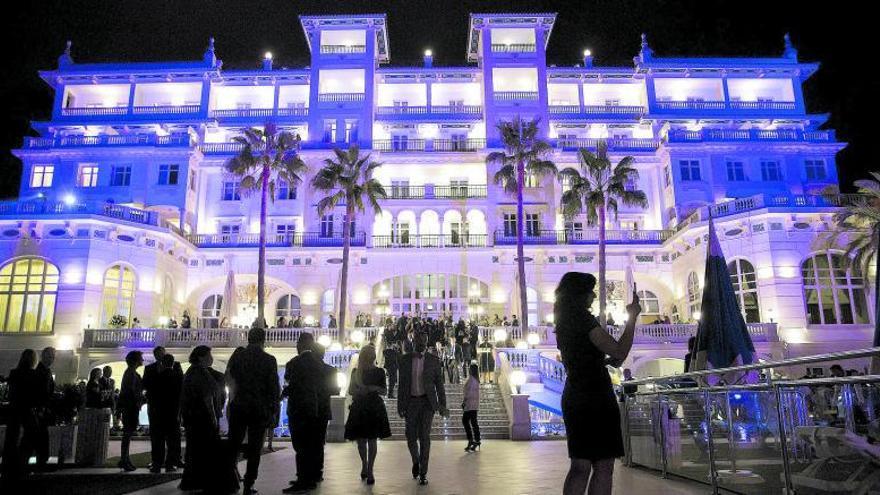 Tradicionales hoteles de Málaga
